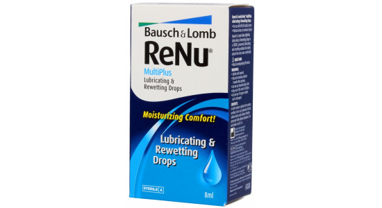 ReNu MultiPlus Drops 8ml