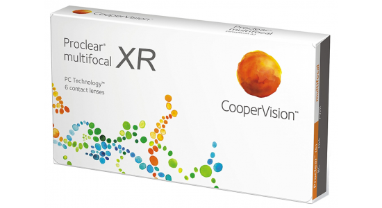 Proclear Multifocal XR 3 szt.