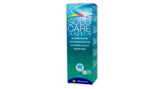 SOLO-care Aqua 360 ml