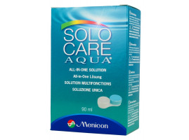 SOLO-care Aqua 90ml - Idealny do samolotu
