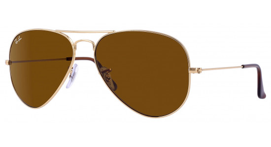 Ray-Ban AVIATOR LARGE METAL RB3025 001/33 62