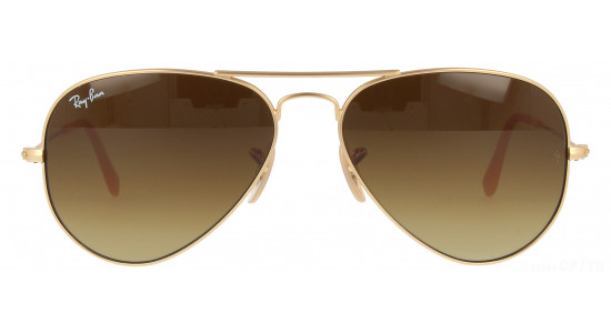 Ray-Ban AVIATOR LARGE METAL RB3025 112/85 55