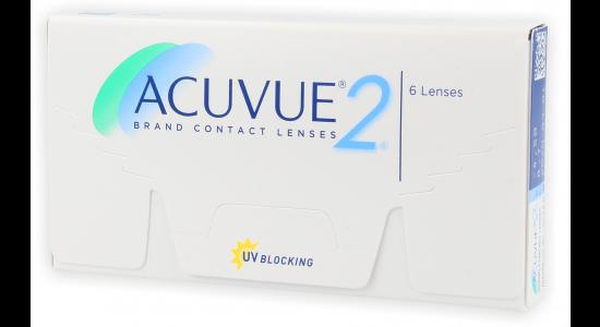 Acuvue 2 - 6 szt.