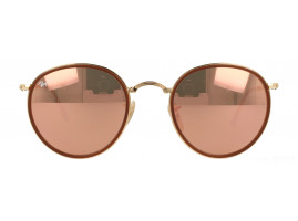 Ray-Ban ROUND FOLDING RB3517 001/Z2 48