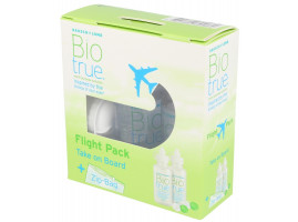 Bausch & Lomb BioTrue Flight Pack 2x 60 ml (do samolotu)