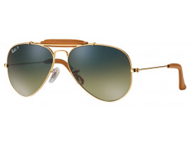 Ray-Ban OUTDOORSMAN CRAFT RB3422Q 001/M9 58