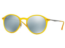 Ray-Ban ROUND LIGHT RAY RB4224 6186/30 49