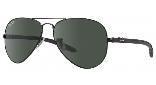 2caee35a0d0 Ray-Ban AVIATOR CARBON FIBRE RB8307 002 N5 58 - Ray-Ban ...