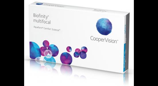 Biofinity Multifocal 3 szt.