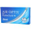 Air Optix Plus HydraGlyde 6 szt. + Płyn 60 ml GRATIS