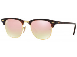 Ray-Ban CLUBMASTER RB3016 990/7O 51