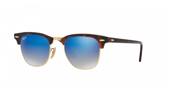 073dc5a26955 Ray-Ban CLUBMASTER RB3016 990 7Q - Ray Ban CLUBMASTER