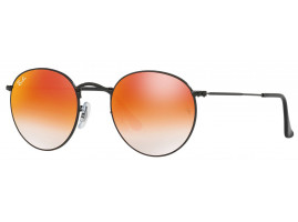 Ray-Ban ROUND METAL RB3447 002/4W 53