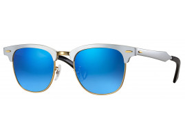 Ray-Ban CLUBMASTER ALUMINUM RB3507 137/7Q 51