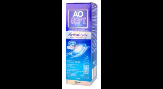 AOSEPT Plus Hydraglyde 360 ml - polecany dla alergików