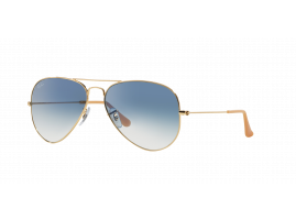 Ray-Ban AVIATOR LARGE METAL RB3025 001/3F 55