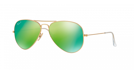 Ray-Ban AVIATOR LARGE METAL RB3025 112/P9