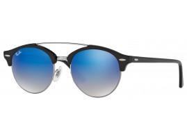 RB4211-56-17-895/8G matte dark blue/gradient grey