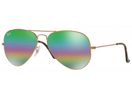 Ray-Ban AVIATOR LARGE METAL RB3025 9018C3 62