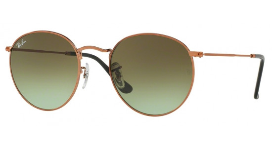 Ray-Ban ROUND METAL RB3447 9002A6 53
