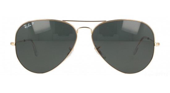 Ray-Ban AVIATOR LARGE METAL RB3025 001/58 55