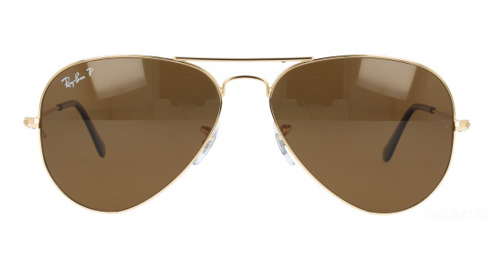 Ray-Ban AVIATOR LARGE METAL RB3025 001/57 58