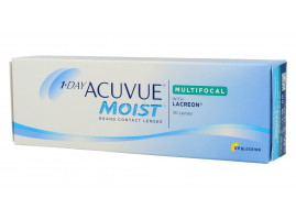 Acuvue 1-DAY Moist Multifocal 30 szt.