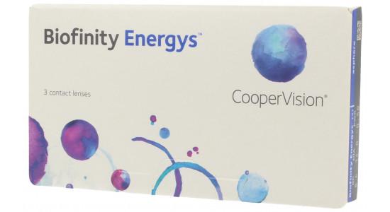 Biofinity Energys 3 szt. - Szybka wysyłka 24h