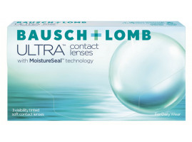 Bausch&Lomb ULTRA 3 szt.