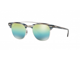 Ray-Ban CLUBMASTER DOUBLEBRIDGE RB3816 1239I2 51