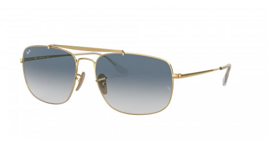 5df1ad0e94e232 Ray-Ban THE COLONEL RB3560 001/3F - Ray-Ban, Okulary ...