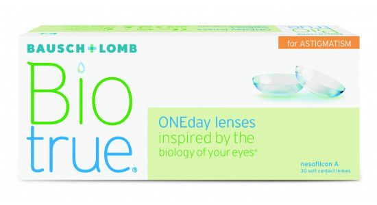 Bausch & Lomb BioTrue ONEday for Astigmatism 30 szt.