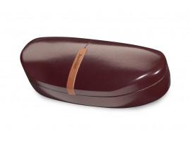 Etui na okulary - Albinex - 80.069 - brązowe