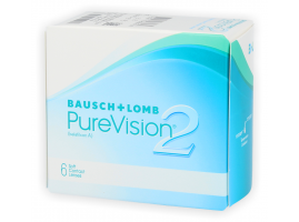 PureVision 2 HD 6 szt. - Moce magazynowe 24h