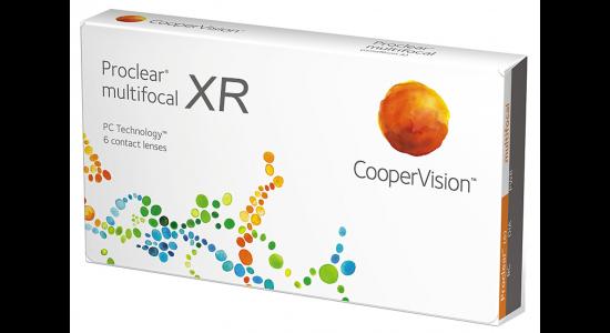 Proclear Multifocal XR 3 szt.