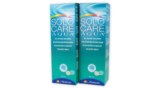 ZESTAW: 2x SOLO-care AQUA 360 ml