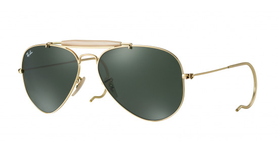 Ray-Ban OUTDOORSMAN RB3030 L0216 58