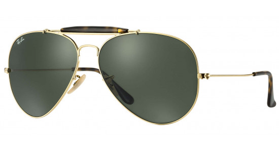 Ray-Ban OUTDOORSMAN II RB3029 181 62