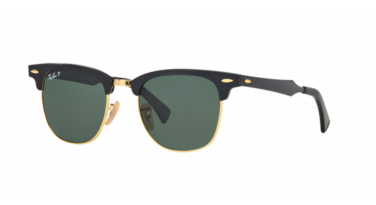 Ray-Ban CLUBMASTER ALUMINUM RB3507 136/N5
