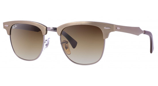 Ray-Ban CLUBMASTER ALUMINUM RB3507 139/85 49