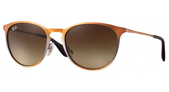 Ray-Ban ERIKA METALLIC RB3539 193/13 54