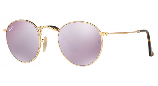 Ray-Ban ROUND METAL RB3447N 001/8O 50