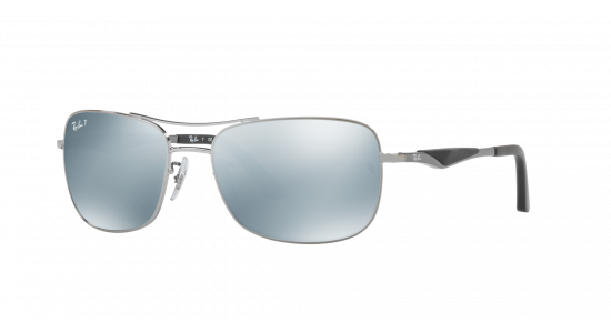 Ray-Ban AVIATOR FLAT METAL RB3515 004/Y4
