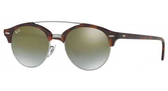 Ray-Ban CLUBROUND DOUBLE BRIDGE RB4346 62519J 51