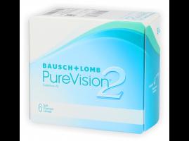 PureVision 2 HD 6 szt. - Moce na zamówienie
