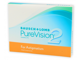 PureVision 2 HD for Astigmatism 3 szt.