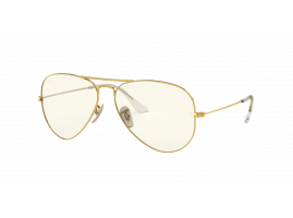 Ray-Ban Everglasses AVIATOR LARGE METAL RB3025 001/5F Clear Evolve